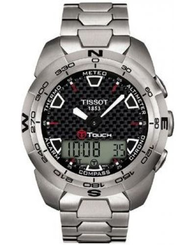 Mens Tissot T Touch T-TOUCH EXPERT T013.420.44.201.00 Watch