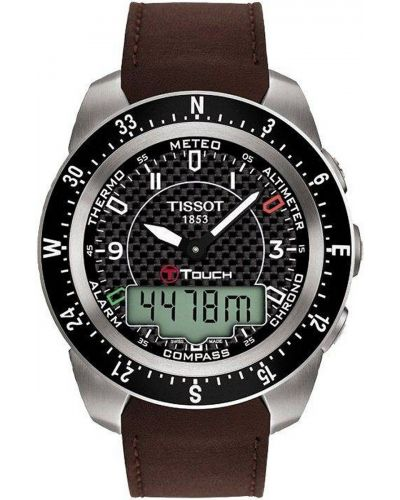Mens Tissot T Touch EXPERT T013.420.46.207.00 Watch