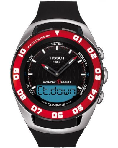 Mens Tissot T Touch SAILING-TOUCH T056.420.27.051.00 Watch