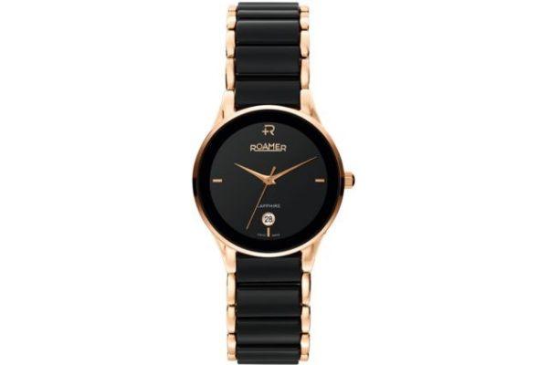 Womens Roamer Ceraline Saphira Watch CV16.10ROX