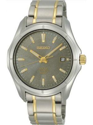 Mens Seiko Solar SNE143P1 Watch