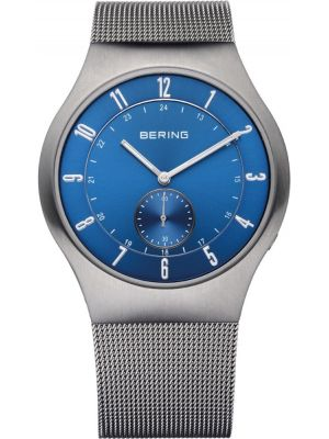 Mens Bering Radio Controlled 51940-078-UK Watch
