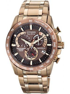 Mens Citizen Perpetual Chrono-AT AT4106-52X Watch