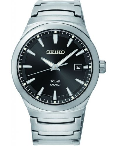 Mens Seiko Solar SNE291P1 Watch