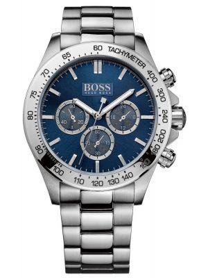 Mens Hugo Boss HB3060 Blue chronograph stainless steel  1512963 Watch