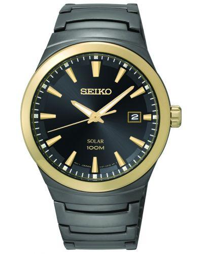 Mens Seiko Solar SNE252P1 Watch