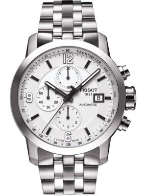 Mens Tissot PRC200 Automatic Chronograph T055.427.11.017.00 Watch