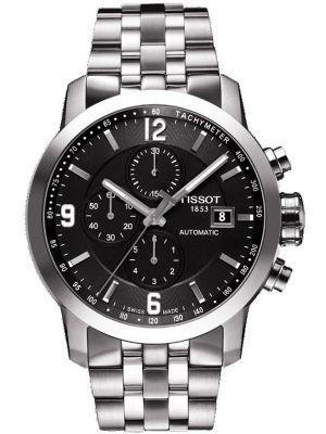 Mens Tissot PRC200 Automatic Chronograph T055.427.11.057.00 Watch