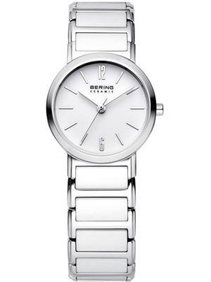 Womens Bering Ceramic stainless steel white 30226-754 Watch