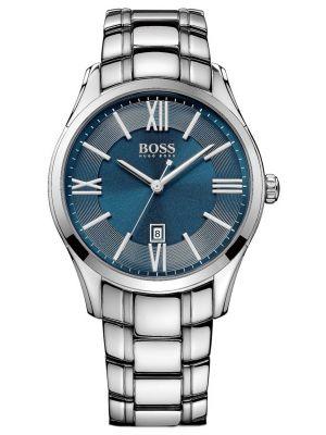 Mens Hugo Boss Ambassador Blue stainless steel 1513034 Watch