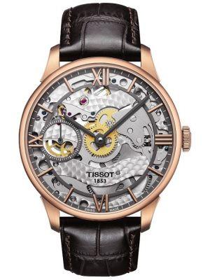 Mens Tissot Squelette Chemin Des Tourelles T099.405.36.418.00 Watch