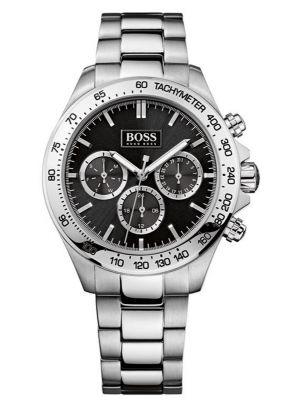 Womens Hugo Boss Ikon Stainless steel chronograph 1502370 Watch