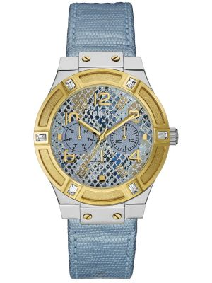 Womens Guess Jet Setter Crystal set W0289L2 Watch