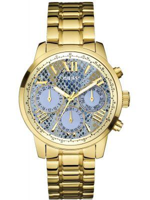 Womens Guess Sunrise Gold W0330L13 Watch