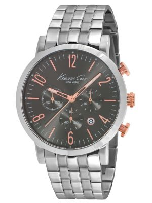 Mens Kenneth Cole Dress Sport Stainless steel chronograph kc10020828 Watch