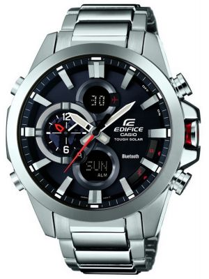 Mens Casio Edifice Bluetooth chronograph ECB-500D-1AER Watch