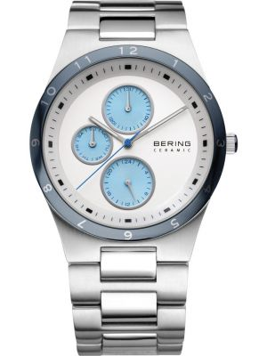Mens Bering Ceramic stainless steel classic 32339-707 Watch