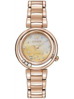 Womens Citizen L-Series Sunrise em0323-51n Watch