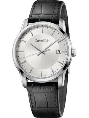 Mens Calvin Klein INFINITE round stainless steel K5S311C6 Watch