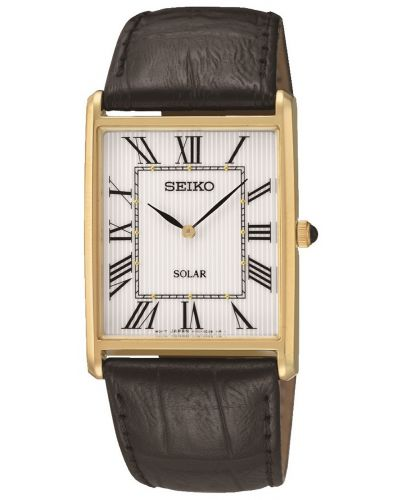 Mens Seiko Solar traditional SUP880P9 Watch