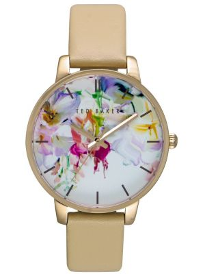 Womens Ted Baker paint run dial TE10026453 Watch