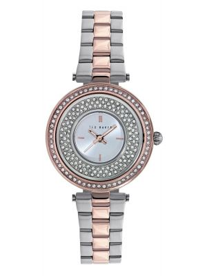 Womens Ted Baker Rose gold crystal set  TE10023507 Watch