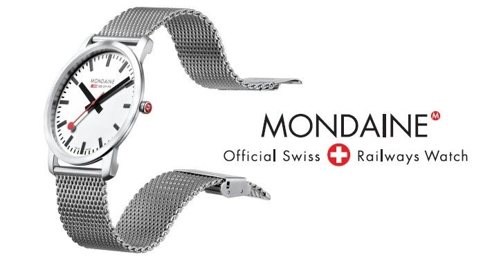 Official Swiss Railway Watches