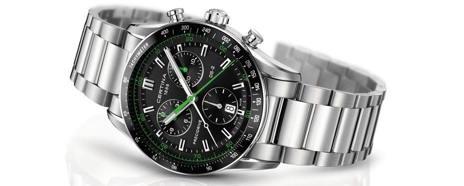 Sport watches by Certina