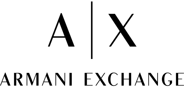 Armani Exchange brand logo