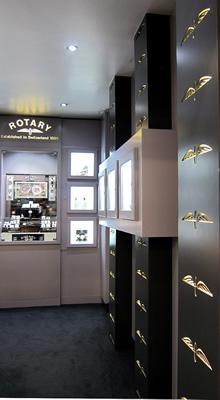 Designer Watch Shop In Birmingham Jewellery Quarter