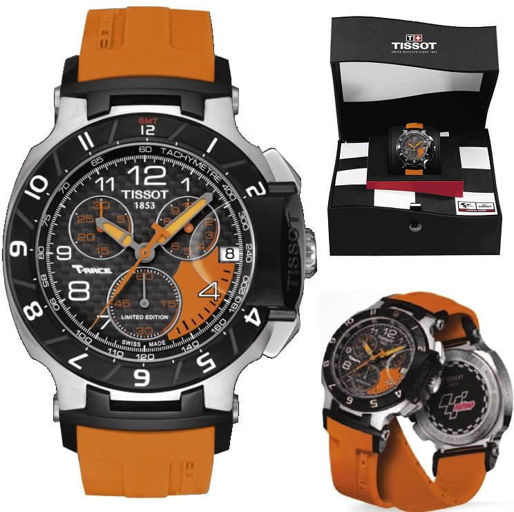 Tissot Moto GP Mens Watch T027.417.17.201.01