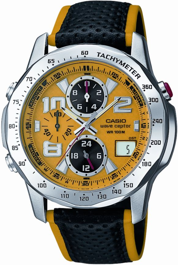 yellow faced wave ceptor page 1 watches pistonheads rh pistonheads com Casio Sport Watches for Men Vintage Casio Watches